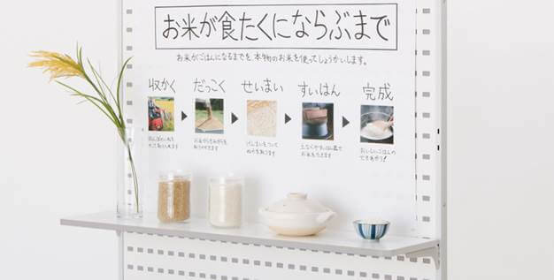 Campus BOARD(キャンパス ボード)  ピンマグタイプ展示・掲示例 文泉堂/島根県松江市